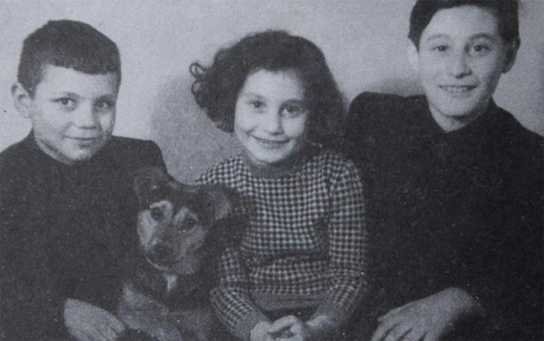 Семья Шнитке