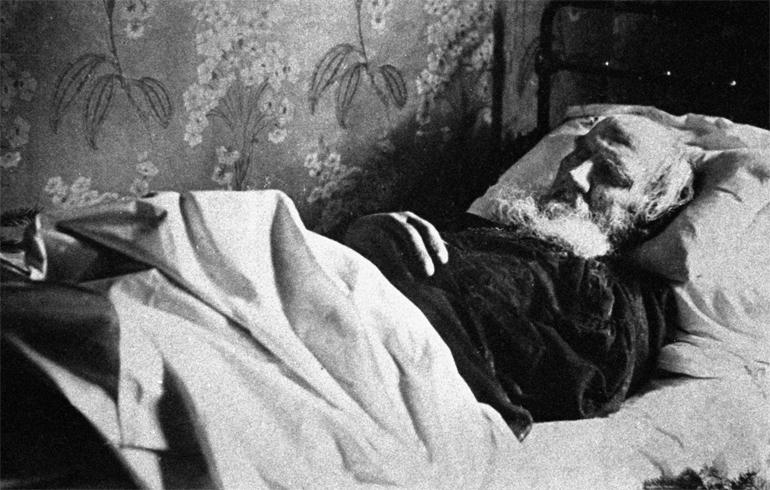 Смерть Толстого