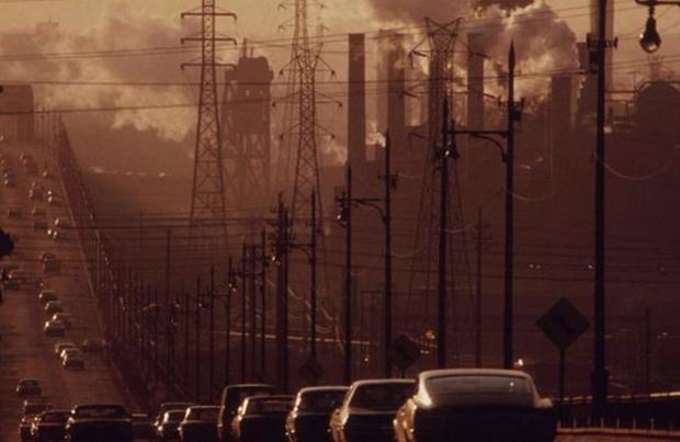 Экология США
