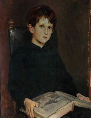 Молодой Васнецов