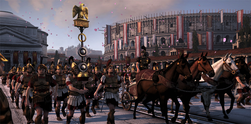 Армия римлян