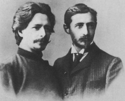 Бунин и Чехов