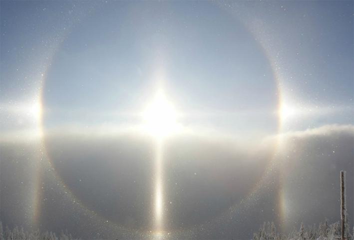 Эффект ледового неба