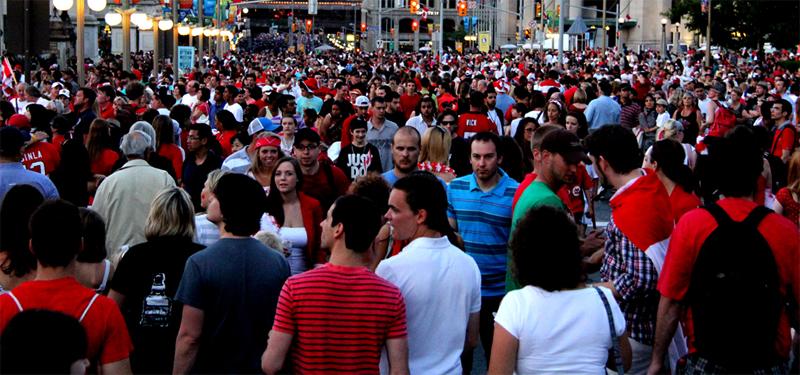Люди Канады