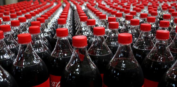 Кока-кола в Америке