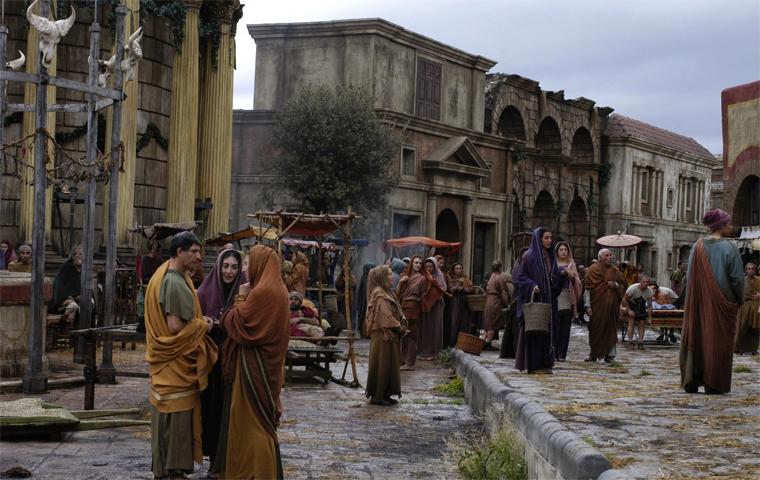 Жизнь в древнем Риме