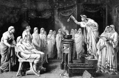 Общество древнего Рима