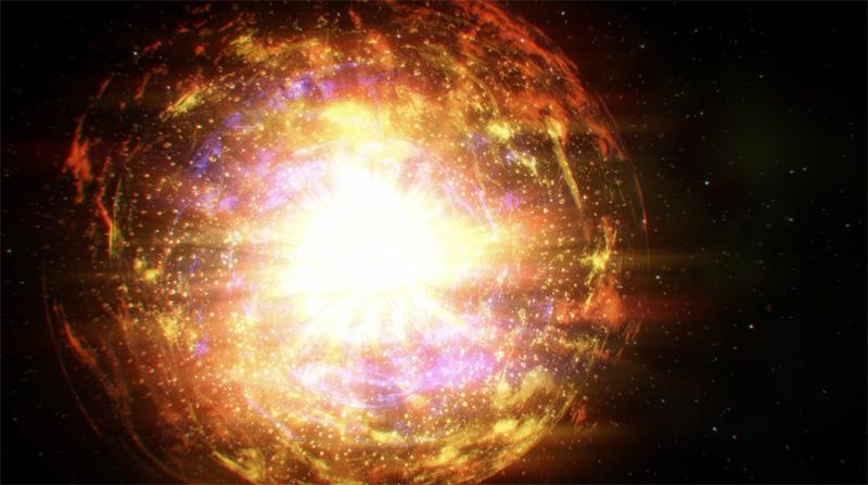 Расшиерние вселенной