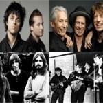 Самые популярные и популярные рок группы мира