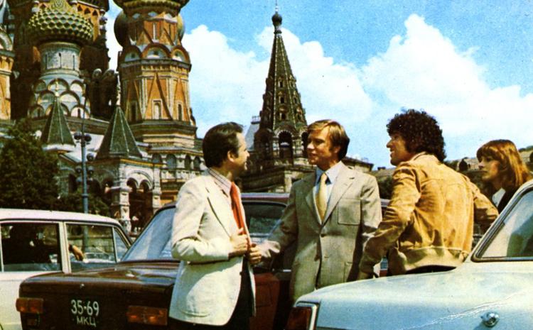 Невероятные приключения итальянцев в России