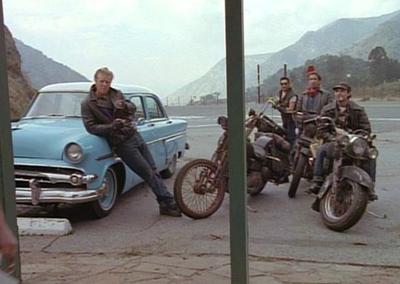 Банда мотоциклистов