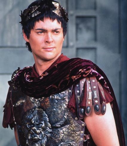 Юный цезарь