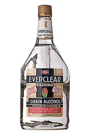Водка Everclear Grain