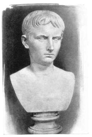 Молодой Цезарь