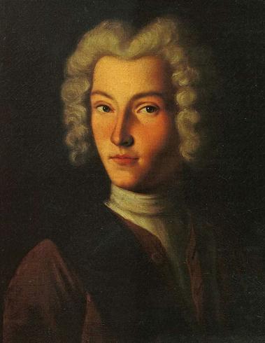 Портрет Петра 2