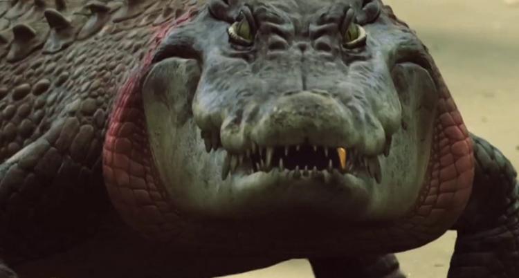 Земля аллигаторов