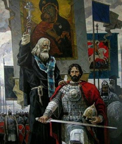 Сергий и воины
