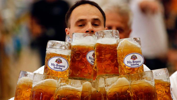 Чемпионат по распиванию пива
