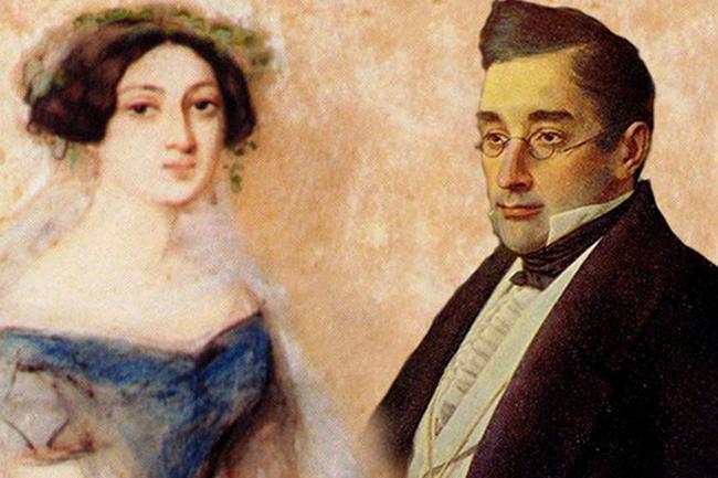 Грибоедов и Нина