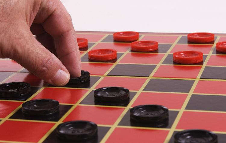 Ход шашкой