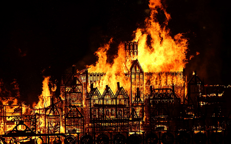 Пожар 1666