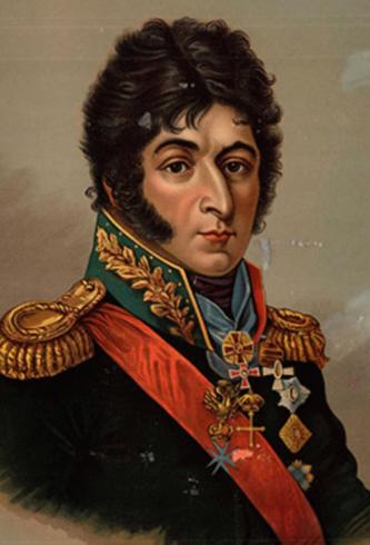 Великий Петр Багратион