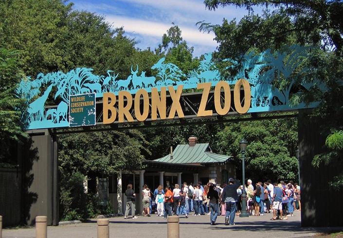 Бронксский зоопарк