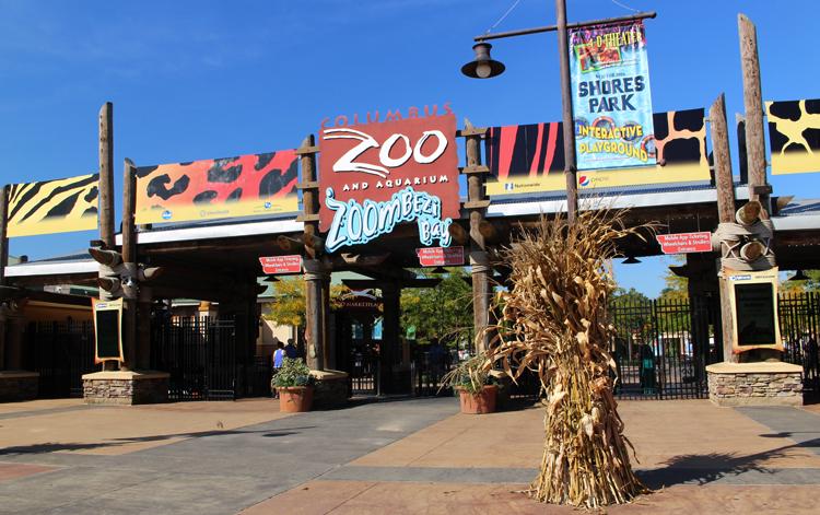 Зоопарк Коламбус