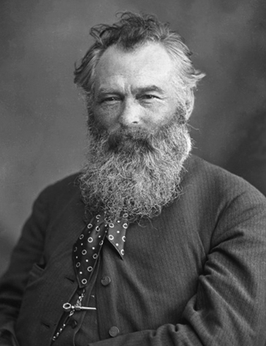 Иван Иванович с бородой