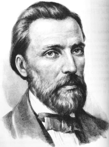 Портрет Никитина