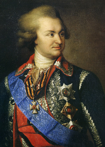 Портрет Потемкин