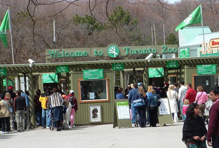 Зоопарк Торонто