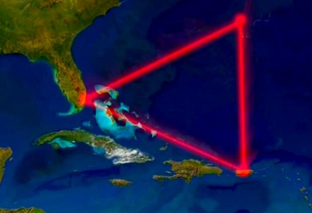 «Затерянные миры. Тайны Бермудского треугольника»