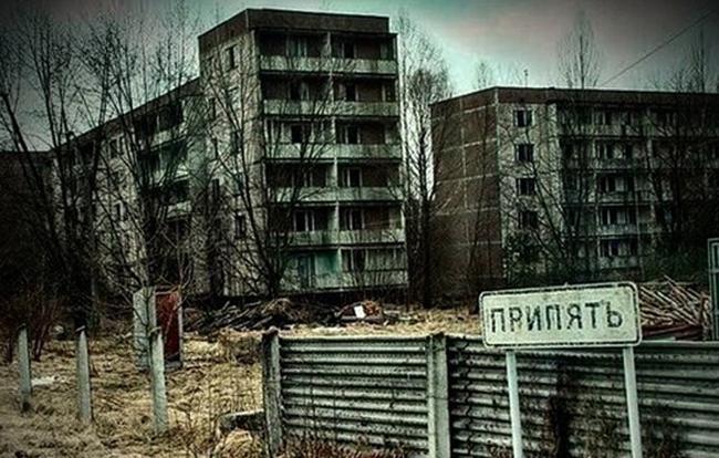 Чернобыль – внутри саркофага