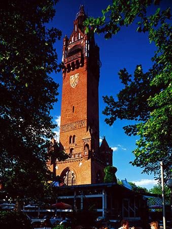 Башня Грюневальд