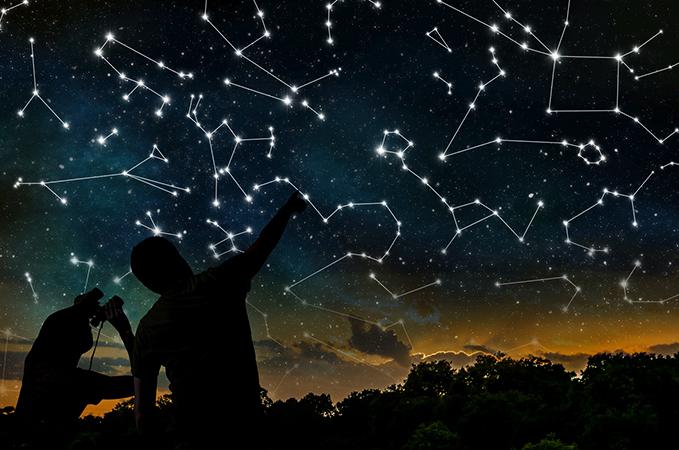 Человек и созвездия