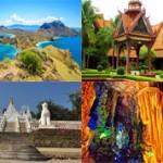10 самых красивых мест в Азии