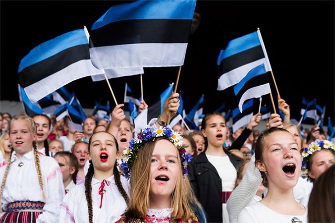 Люди Эстонии