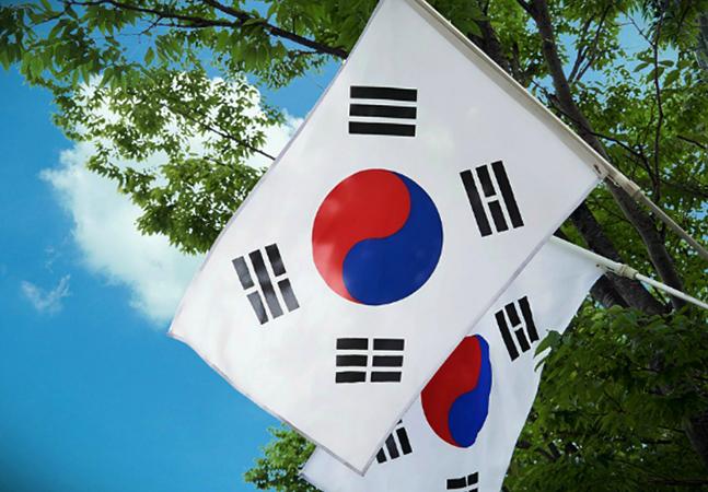 Флаги Южной Кореи