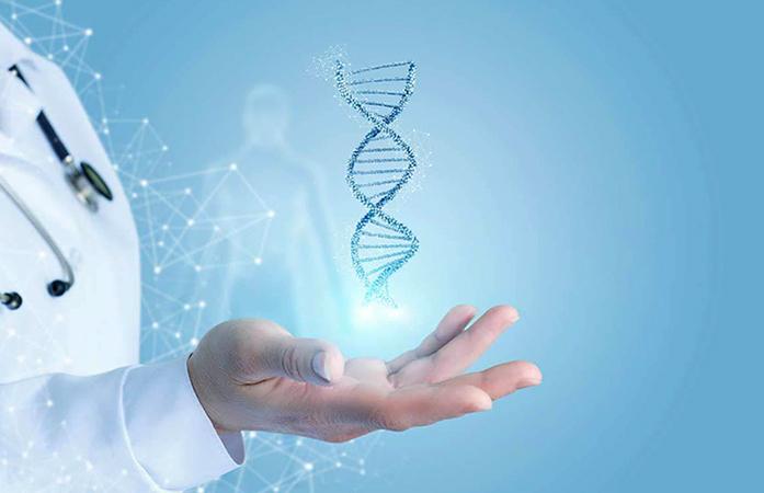 Ученый генетик