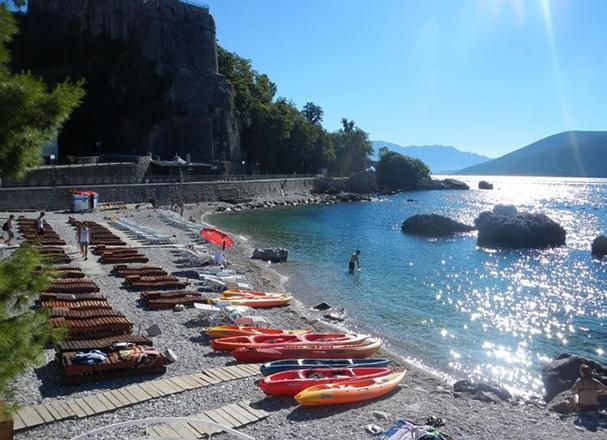 Пляж Herceg Novi
