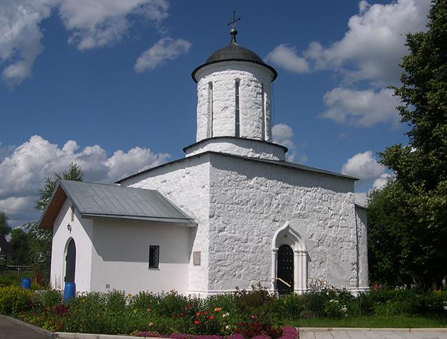 Церковь Николая Чудотворца, с. Каменское