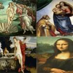 Самые красивые картины мира великих художников