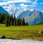 Самые красивые места Киргизии