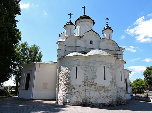 Церковь Зачатия Иоанна Предтечи, с. Городище, Коломна