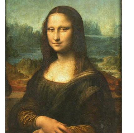 """Мона Лиза"" — Леонардо да Винчи"