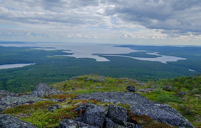 Национальный парк «Паанаярви»