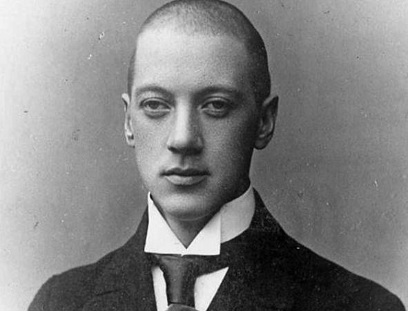Поэт Николай Гумилев