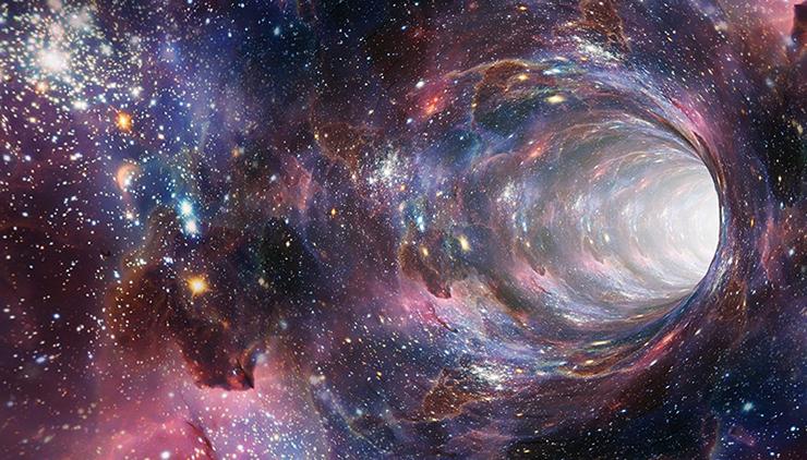 Вселенная в форме сферы