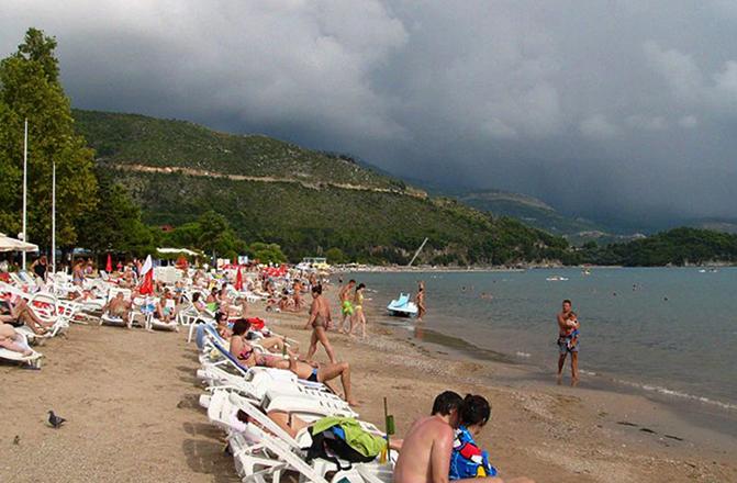Славянский пляж